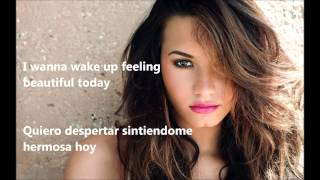Demi Lovato - Believe in me - Letra ingles/Español