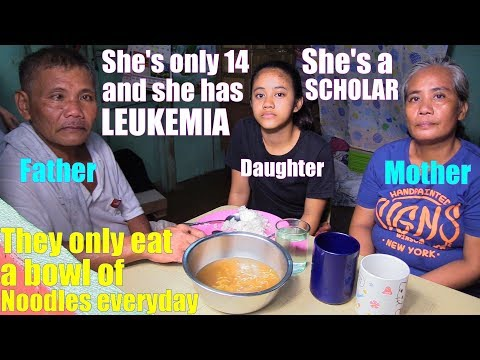 Travel to Manila Philippines and Meet this Young Filipina Girl who has LEUKEMIA. Motorcycle Riding