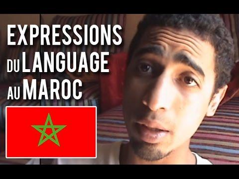 Expressions du Language au Maroc (Francais - Darija)