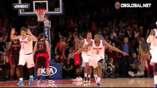 Langston Galloway with ANOTHER clutch 3 to down Raptors - 2/28/15