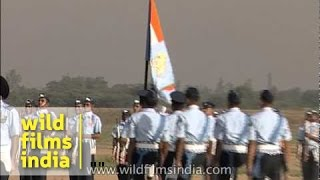 Air Force day celebration at Hindon Air Base