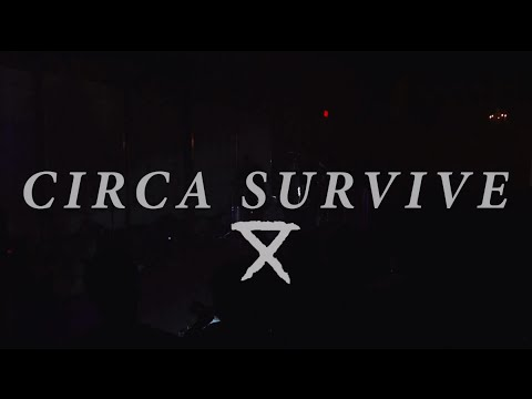 Circa Survive (Full Set) at Underbelly