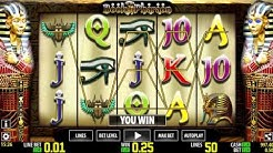 Book Of Pharaon™ online slot by WorldMatch | Slototzilla video preview