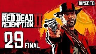 Red Dead Redemption 2 | Directo | en Español | Parte 29