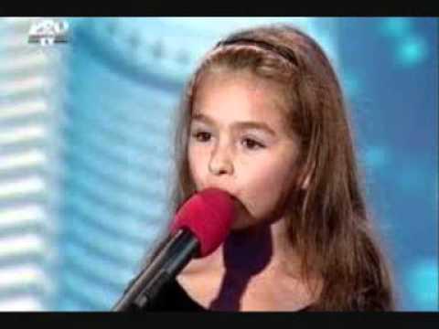 romanians got talent-rebeca neacsu