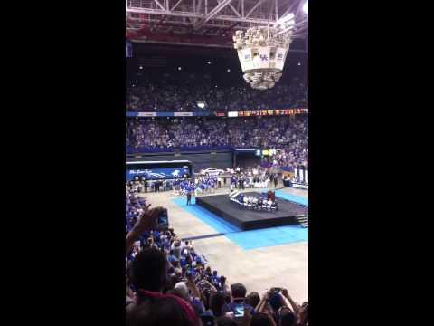 2012 Kentucky Wildcats Championship Celebration