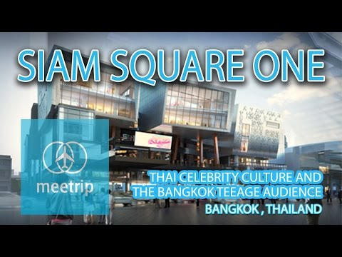 Bangkok Travel Guide - Bangkok Shopping Mall - Siam Square One | Meetrip