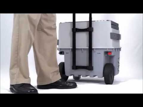 Solar e Power Cube 1500 – Portable Solar Generator