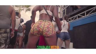 "POWDER & WATER ""Jouvert Morning "" SXM 2K17 by Soualiga Media"