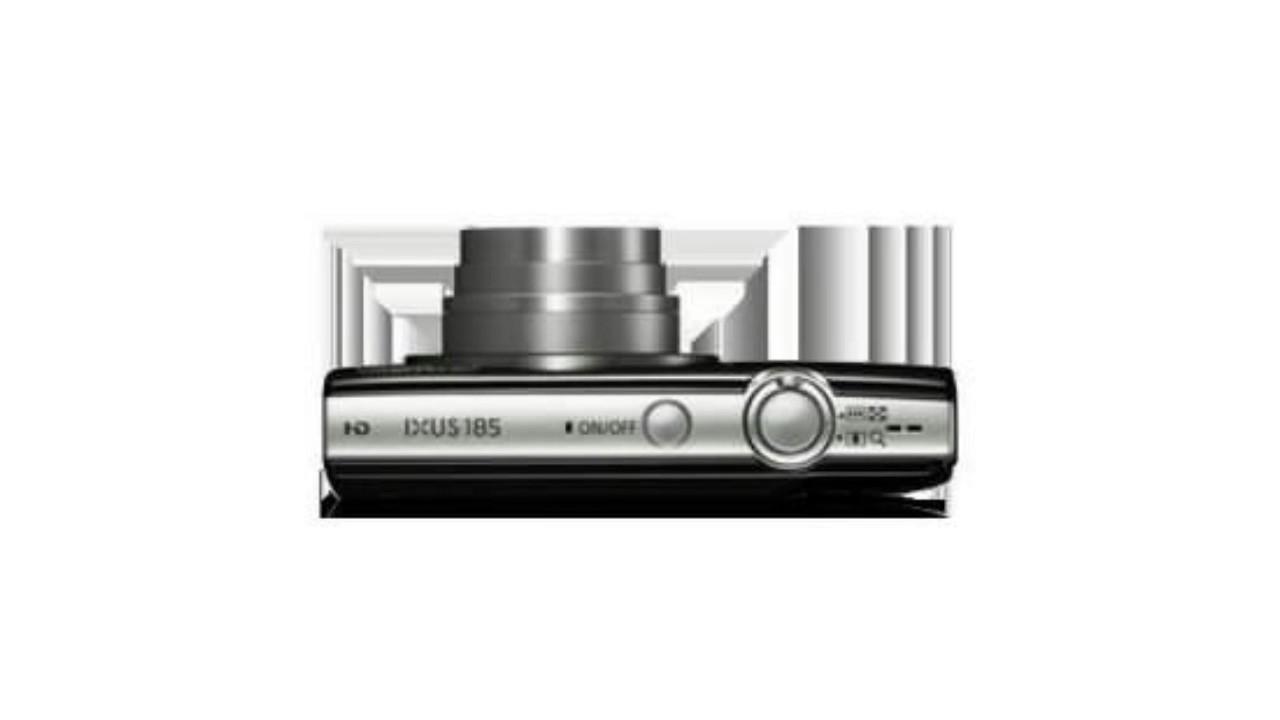 Canon Digital IXUS 185 Point Shoot Camera Specification