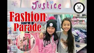 Justice Fashion Parade 2019 - Fashion Show - Young Models