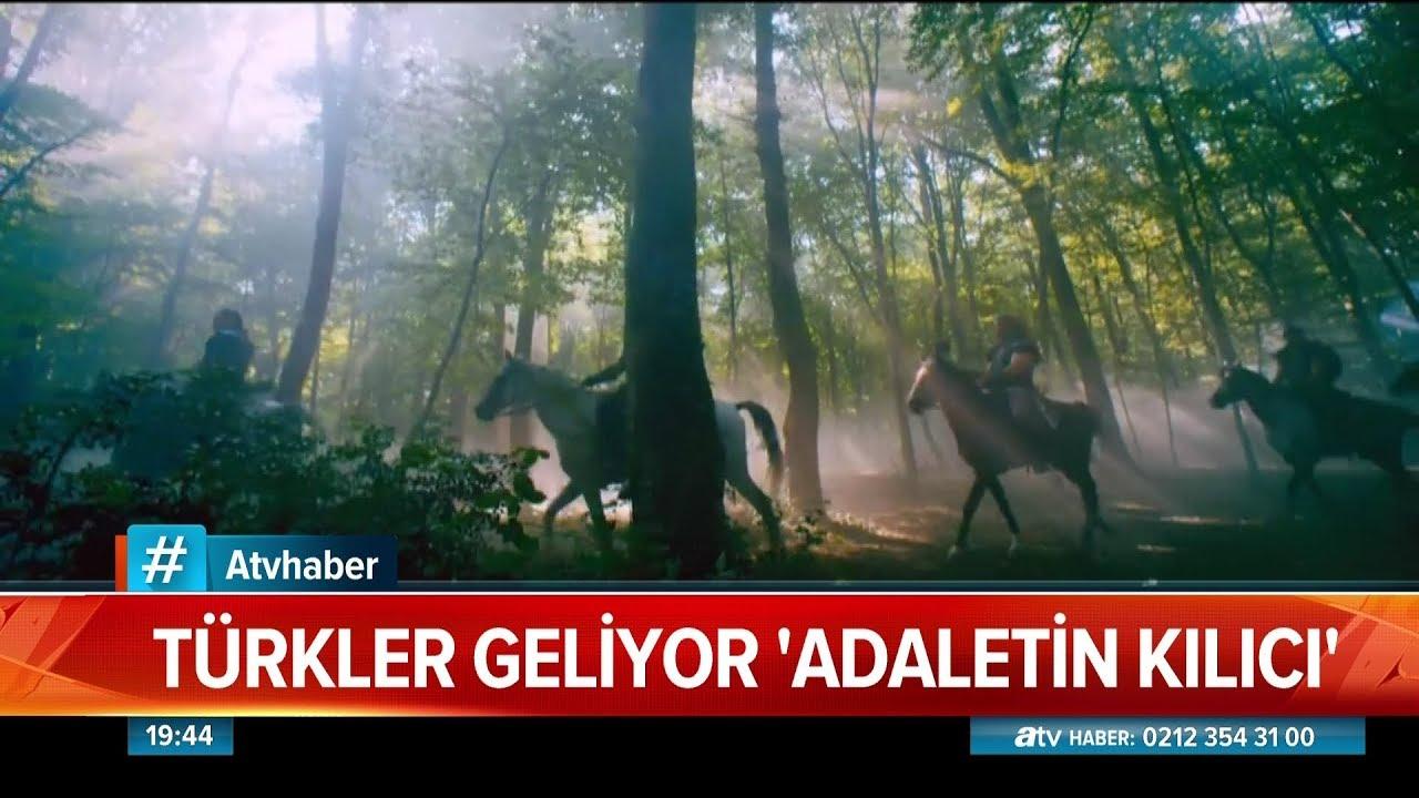 Download Türkler geliyor adaletin kılıcı - Atv Haber 16 Ocak 2020