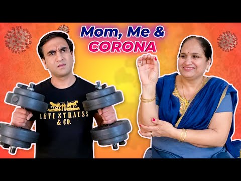 Mom, Me and Corona   Stay Home - Safety First   Lalit Shokeen Films