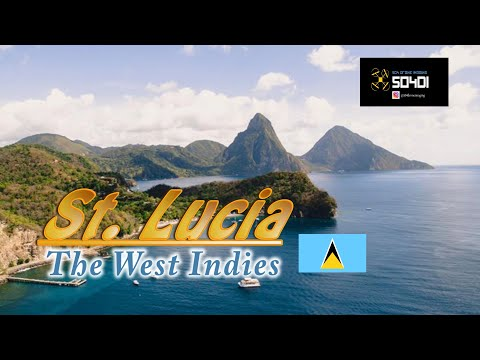 St Lucia - Anse Chastanet | St  Lucia - Diving with Scuba St. Lucia