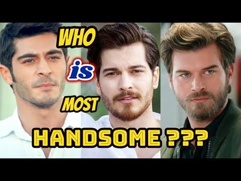 Top 10 Most Handsome Turkish Actors 2018 || Turkish Male Stars || Men