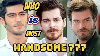 Top 10 Most Handsome Turkish Actors 2018 Turkish Male Stars Men