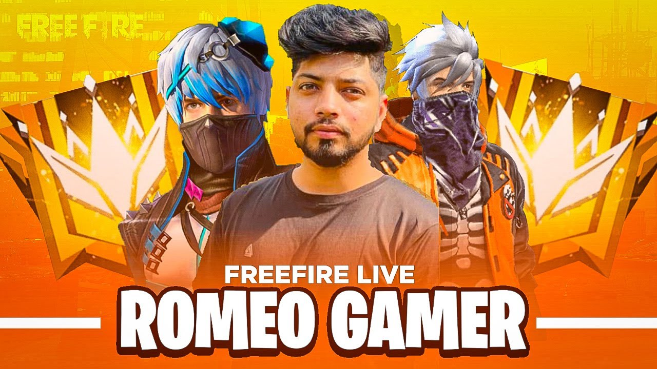 Free Fire Live- New Faded Wheel Romeo Is Live- Garena Free Fire