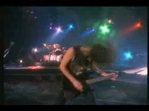 MetallicA  Mistreated FULL