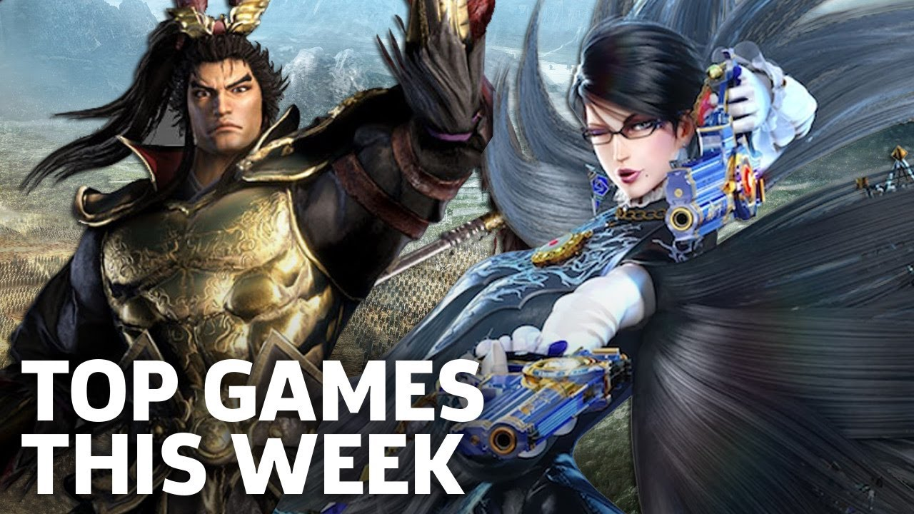 New Releases - Top Games Out This Week -- February 11