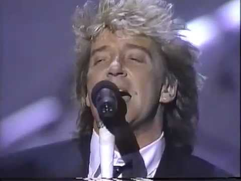 Rod Stewart - Downtown Train (Live)
