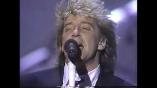 Rod Stewart - Downtown Train (Live)