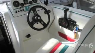 Fletcher 18 cruiser power boat, cuddy cabin year - 1992