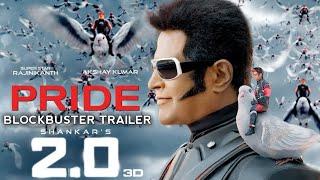 Robo 2.0 New Blockbuster Promo Trailer (Telugu) | Rajinikanth | Akshay Kumar | Amy Jackson