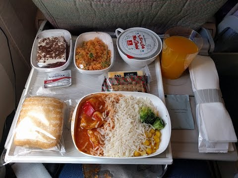 Dubai (DXB) to Addis Ababa (ADD) | Emirates EK 723 | Economy