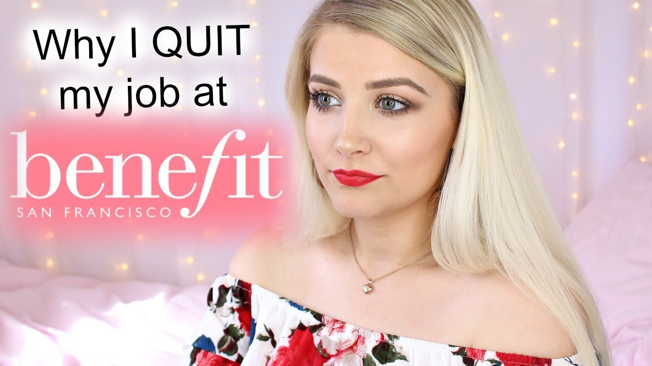 Why i quit working for benefit cosmetics luce stephenson youtube why i quit working for benefit cosmetics luce stephenson madrichimfo Image collections