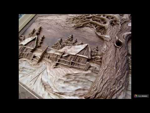 Резьба по дереву (83 фото): фотографии, рисунки, эскизы