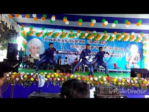 JHARGRAM RAJ CLG DANCE mj3