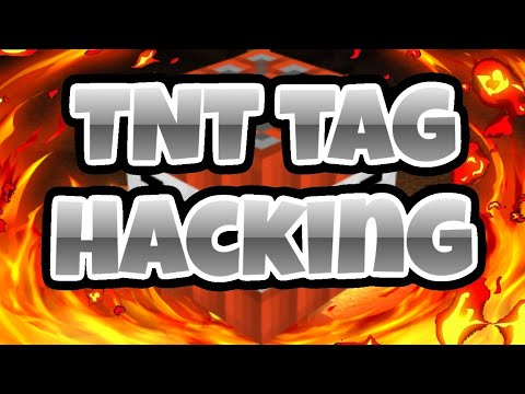 HACKING IN MCPE 1.2.7/1.2.8 BROKENLENS TNT TAG