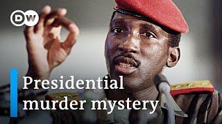 Burkina Faso tries alleged killers of iconic Marxist revolutionary Sankara 33 years after his murder
