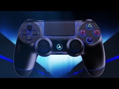 PS4 - Dualshock 4 Official Trailer