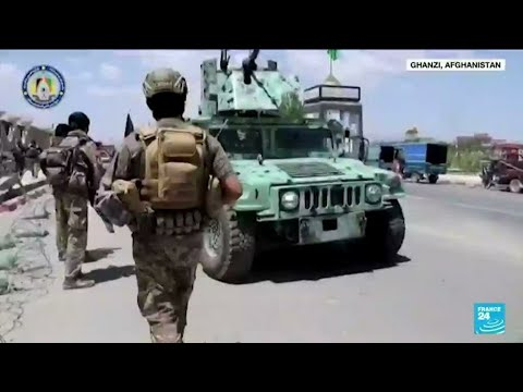 Taliban fighters capture Afghan city at strategic junction north of Kabul • FRANCE 24 English