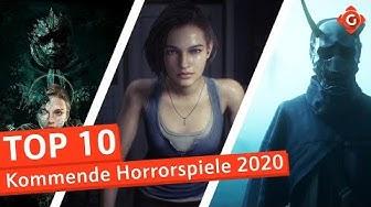 Die besten Horror-Spiele 2020 | Top 10