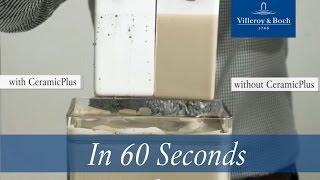 In 60 seconds: CeramicPlus | Villeroy & Boch