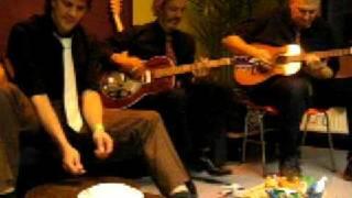 Triggerfinger - Is It (acoustic at dressingroom Tivoli)