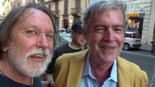 Luigi Cozzi intervistato dal Prodefernando (Fernando Mariani) 13.7.16 al Fantafestival di Roma