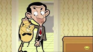 Feeding the Cat | Mr. Bean Cartoon