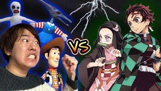 マジシャンSHUNによる番組 SHUN'sTV NO.786 ディズニー年パス持ち 12年目 トイストーリのおもちゃ達が盗まれた!?そして鬼滅の刃の炭治郎とねずこが…