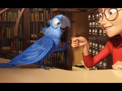Мультфильм рио де жанейро смотреть онлайн про попугая голубчика