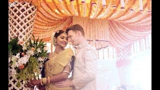 JASON WEDS SHRUTI   MY WEDDING VIDEO   THE HAIYER BEGINNING   Bosslady Shruti