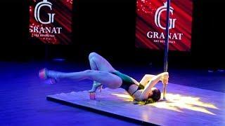 "Pole Dance ""POLE QUEEN"" (pole dance championship) Darina"