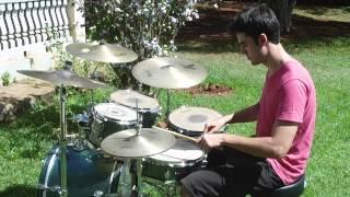 Princípio do Rulo/Rufo - caixa - Rolls Basic Snare Drum