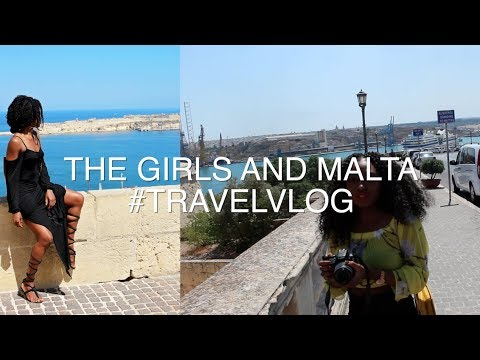 MALTA HOLIDAY - WITH THE GIRLS #TRAVELVLOG