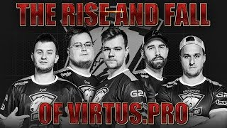 The Rise And Fall of Virtus.pro (CS:GO)