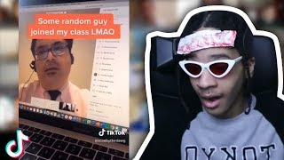 Kids Are Now Trolling Their Online Classes On TikTok lol...