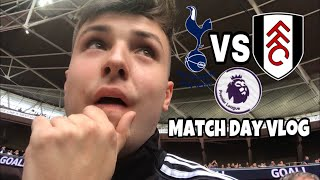 Download Video My Tottenham Vs Fulham Match Day Vlog: No Need To Hit The Panic Button! MP3 3GP MP4