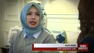 Download Video [Tamu Khusus] Sandiaga Uno di Mata Istri MP3 3GP MP4
